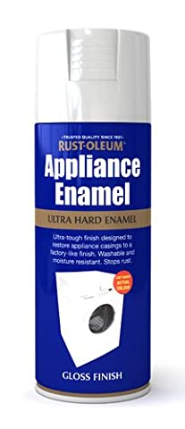 400ml Appliance Enamel White