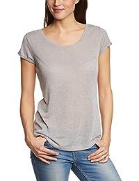 Tom Tailor Denim Basic Linenlike Shirt/503 - T-shirt - Femme
