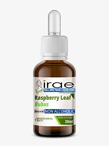 Himbeere Blatt Rubus Full Spectrum Alkoholfreie flüssige Extrakt 30 ml (Himbeere Blatt-extrakt)