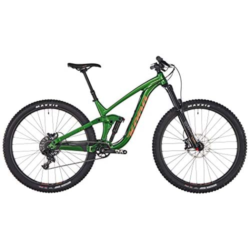 "41pBbzVjrlL. SS500  - Kona Process 153 MTB Full Suspension 29"" green 2019 Full suspension enduro bike"