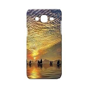 BLUEDIO Designer 3D Printed Back case cover for Samsung Galaxy A8 - G6710