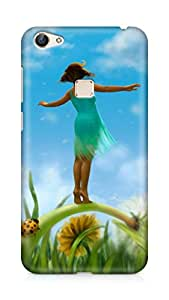 Amez designer printed 3d premium high quality back case cover for Vivo X6 (Summer fun that never ended)