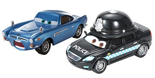 Disney Pixar Cars Doug Speedcheck & Palace Danger Finn McMissile (Palace Chaos, #8, #9 of #9)