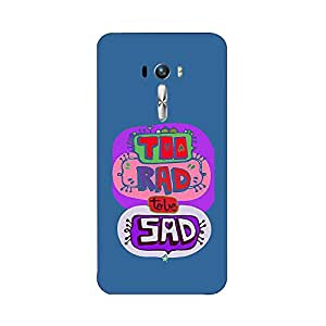 Digi Fashion Designer Back Cover with direct 3D sublimation printing for Zenfone Selfie