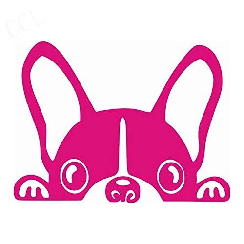 lsweia 7pcs Französisch Bulldog Lichtschalter Aufkleber Pegatina Aufkleber Bulldog Frances Vinilo Wall Decal - Shadow Wall Decal