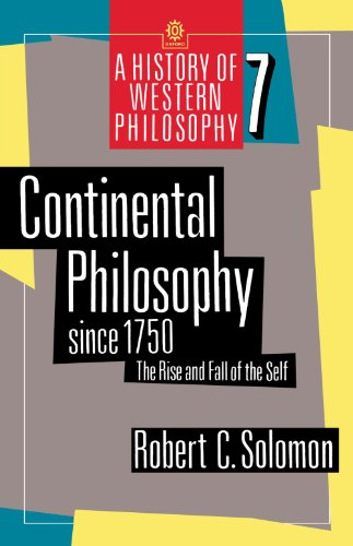 historical development of continental philosophy's existentialism Idealism and existentialism: the history of continental philosophy is often the major debates that shaped the development of european philosophy in.