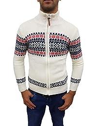 edbdb8bede0b Suchergebnis auf Amazon.de für: weiße strickjacke - Wolle / Herren ...