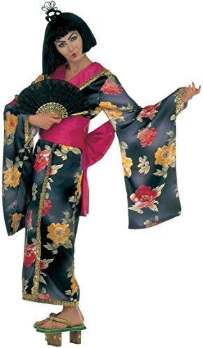 Imagen de disfraz de geisha adulto