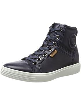 Ecco Jungen S7 Teen Hohe Sneaker