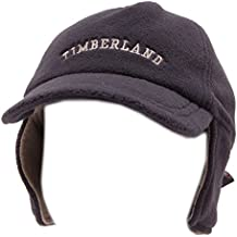 29e3b246509f3 4995T cappellino bimbo TIMBERLAND pile blu baseball cap hat kid