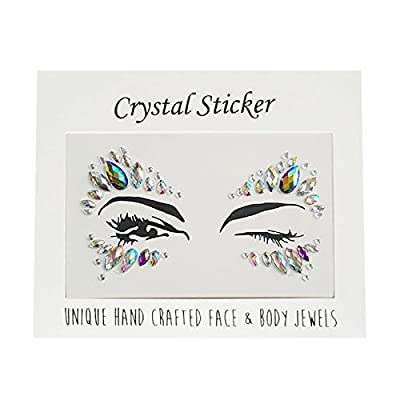 Crystal Tattoos Face Jewels