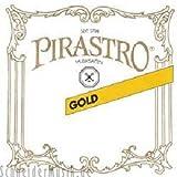 Pirastro 235000 Gold Cello Juego, medio