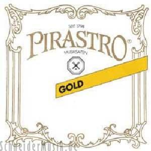 PIRASTRO 235000 GOLD CELLO JUEGO  MEDIO