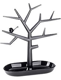 koziol [pi:p] M medium Trinket Tree Jewellery Tree, black