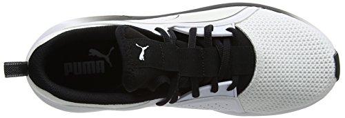 Puma Fierce Lace Wn's, Chaussures de Fitness Femme Blanc (Puma White-puma Black 03)