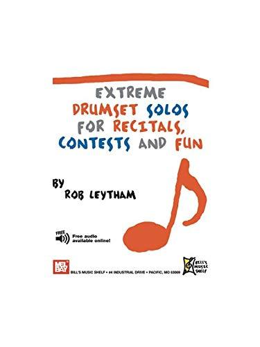 Extreme Schlagzeug Solos für erwägungen, Wettbewerbe und Fun-Sheet Music (Der Stille Echo)