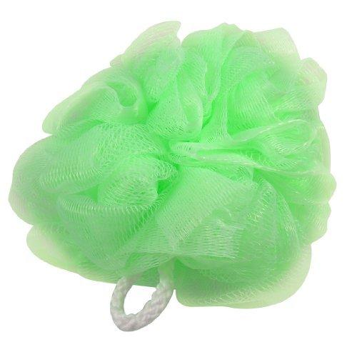 bathing-shower-pouf-body-cleaner-scrubber-scrubbing-tool-green