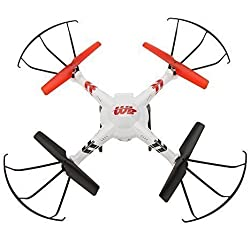 Wltoys V686G 2.4G 4CH tiempo Real transmisión FPV Drone UFO Quadcopter con 2 MP HD cámara modo sin cabeza