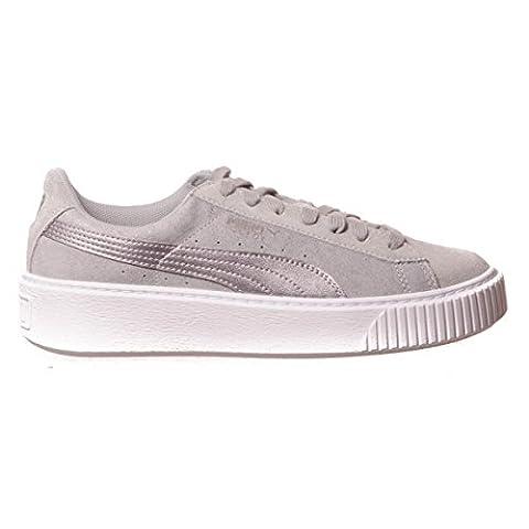Puma Suede Platform Safari Wn's femmes, cuir lisse, sneaker low, 36 EU