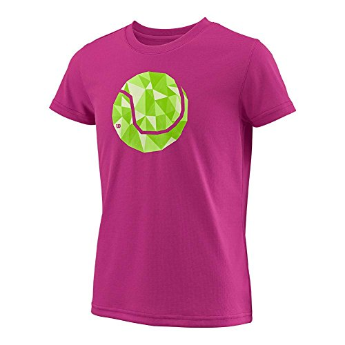 Wilson Tball Tech Tee Girls FS18 Gr. L (T-ball Kids)