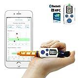 DIABNEXT Trasmissione Delle Iniezioni Verso Il Tuo Smartphone - Connettore Bluetooth Per Penna Per Insulina