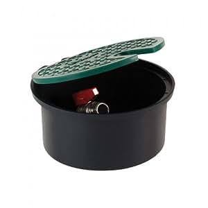 rainbird wasserentnahmestelle vba17186 rund mit kugelhahn. Black Bedroom Furniture Sets. Home Design Ideas