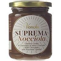 Venchi Crema Spalmabile Suprema Nocciola, 250 gr