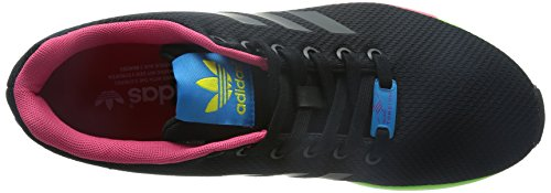 Originali Flusso Adidas Noir Zx Cestini 0aqxTT