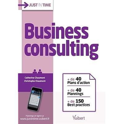 Business consulting - + de 40 plans d'action & plannings et + de 150 best practices