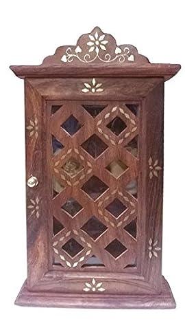 Armoire Murale Bois - PMK Journée cadeau de Père armoire à