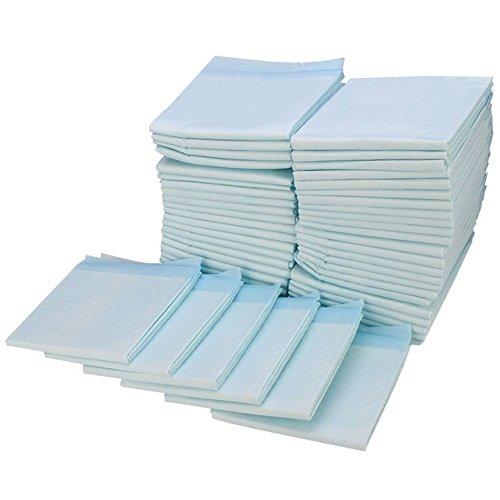 EliteZotec® Neuf 40 d'entrainement pour chiots 60 x 45 cm Maison Grande Wee Chien WC train absorbant
