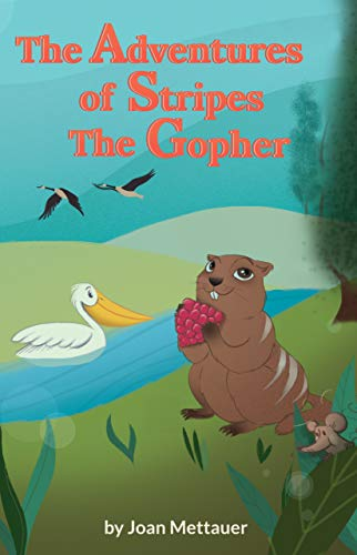 The Adventures of Stripes the Gopher (English Edition) -