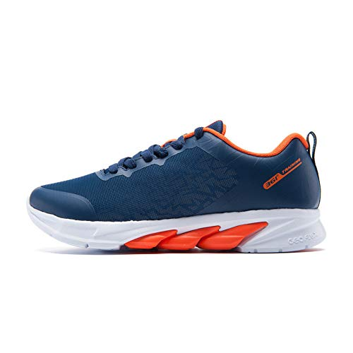 206cdd668541c JIAODANBO Men'S Shoes Spring And Autumn New Running Shoes Mesh Sports Shoes  Breathable Lightweight Running Shoes Men