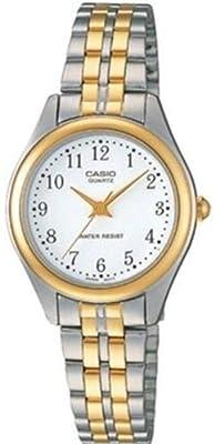 Casio LTP1129G-7B Mujeres Relojes