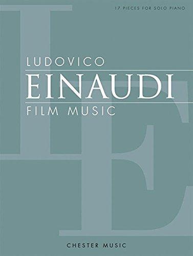 Ludovico Einaudi - Film Music: 17 Pieces for Solo Piano (2015-09-01)