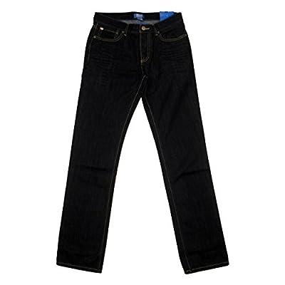Mens Adidas Originals M Slim Fit Jeans Blue Collection Dark Denim Jean G84602