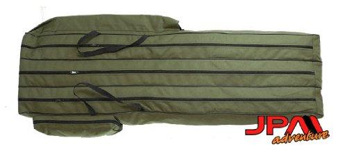 DRAGON Rutentasche Angeltasche Angelkoffer 1 2 oder 3 Kammern 80cm bis 190cm (190cm, 3 - Kammern)