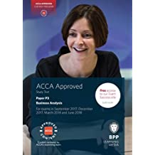 ACCA P3 Business Analysis: Study Text
