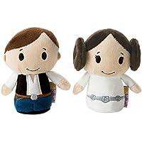 """Hallmark 64.697.071,5cm Star Wars Hans und Leia Itty Bitty """"Spielzeug-Set"""