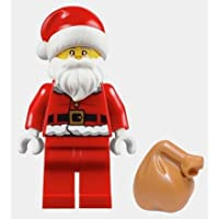 LEGO Santa Claus Minifigure (in plastic gift packaging)