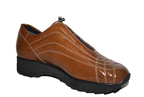 K+S shoes 41-20800 Damen Schuhe Halbschuhe Braun (camel 607)