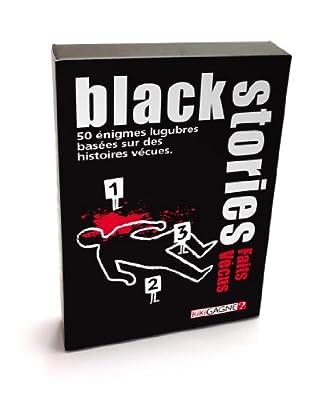 Kikigagne - Kikibs05f - Jeu De Réflexion - Black Stories - Faits Vécus