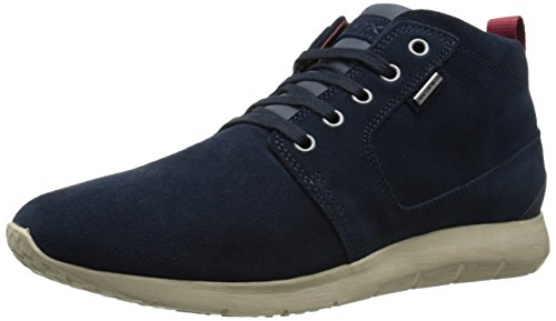 Geox Men's Mgektorbabx1 Walking Shoe, Navy, 46 EU/12.5 M US