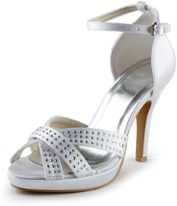 Jia Jia Wedding 37069 Scarpe Sposa Scarpe col tacco donna | Vinci molto apprezzato  | Uomini/Donne Scarpa