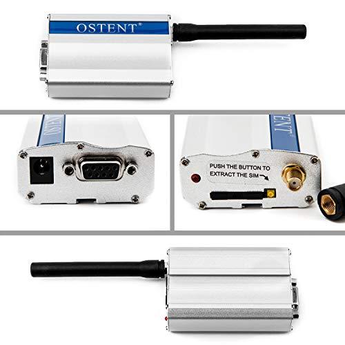 OSTENT DB9 Femmina DB15 Maschio COM Cavo interfaccia seriale RS232 Cavo per Wavecom Siemens Simcom Modem