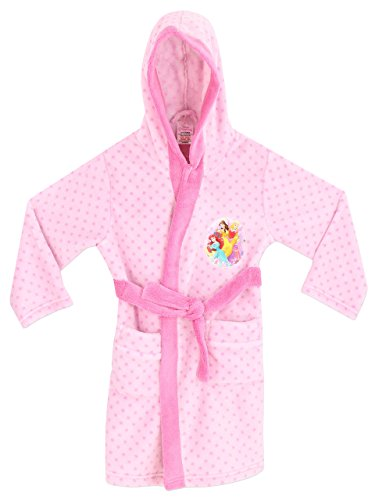 Disney-Princess-Girls-Disney-Princess-Dressing-Gown-Ages-18-Months-to-7-Years