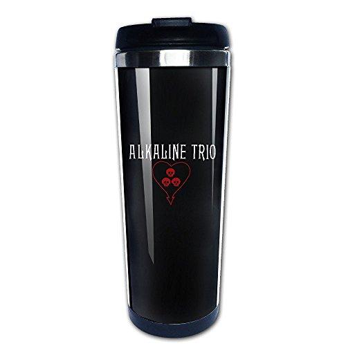 Alkaline Trio Travel Mug(Teetassen/Kaffeetassen)s Stainless Steel -
