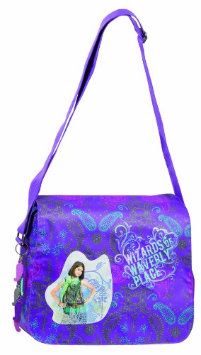 United Labels 0109428 – Sac bandoulière Wizards Of Waverly Place