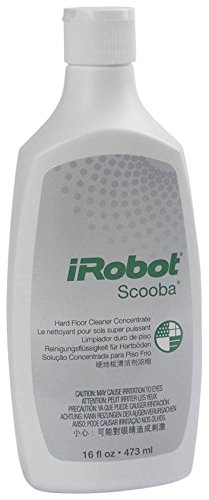 iRobot Scooba Hard Floor Cleaning Liquido Detergente Concentrato, Originale