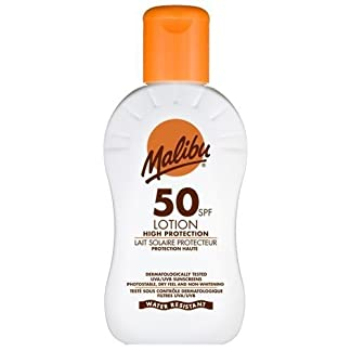 Malibu Lotion with SPF50 100 ml